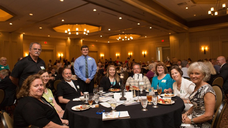 Heartland Foundation Scholarship Reception 6