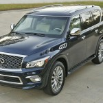 Infiniti's Luxurious QX80