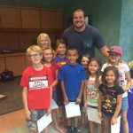 Zane Beadles Parade Foundation 4