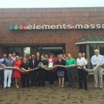 "Elements Massage Holds ""Unknotting"" Ceremony 3"