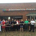 "Elements Massage Holds ""Unknotting"" Ceremony"
