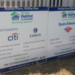 Habitat for Humanity Home Blessing 2
