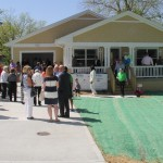 Habitat for Humanity Home Blessing 1