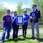 Basalt Makes Guinness Book of Records 11