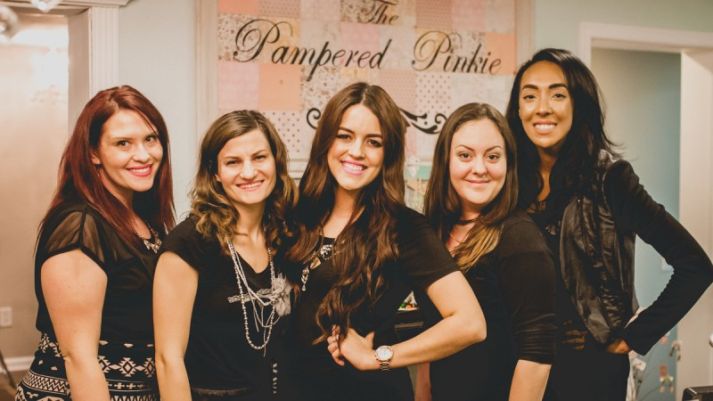 Pampered Wellness Salon and Boutique 6