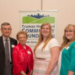 Heartland Foundation Scholarship Reception