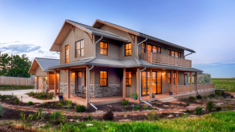 Function Meets Beauty: A Right-Sized Green Home 10