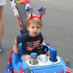 Old Leawood 4th of July Parade 4