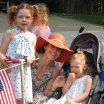 Old Leawood 4th of July Parade 1