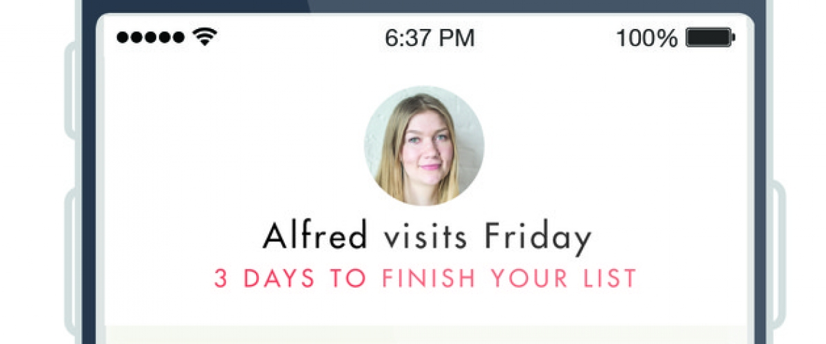 Meet Hello Alfred, Your $25 Personal Butler