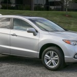 Acura's Compact RDX is Loaded  with Technology and Comfort 1