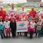 """Readers in the Outfield"" Event Promotes Literacy 10"