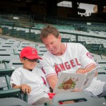 """Readers in the Outfield"" Event Promotes Literacy 9"