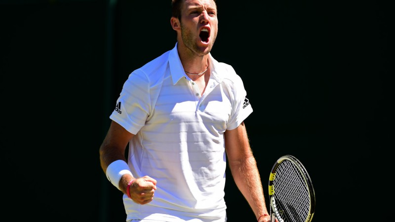 Jack Sock is Making Waves on the WORLD TENNIS SCENE
