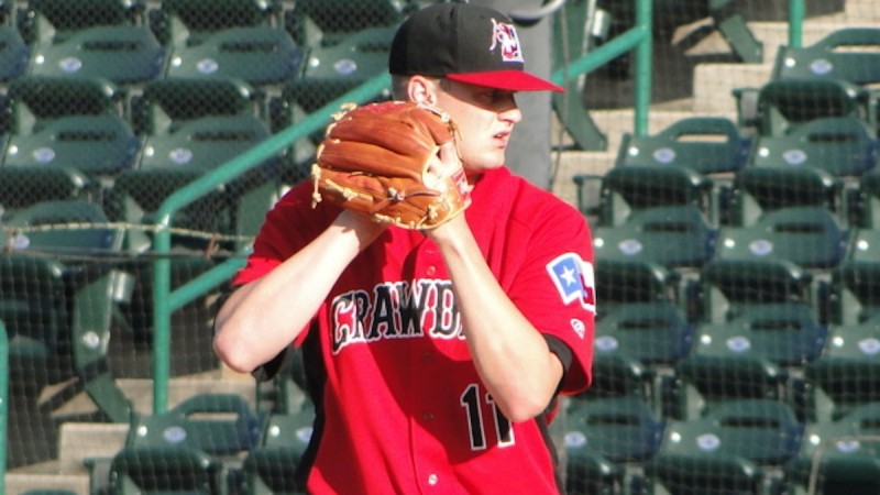 BVW Graduate Collin Wiles Hits the Minor Leagues