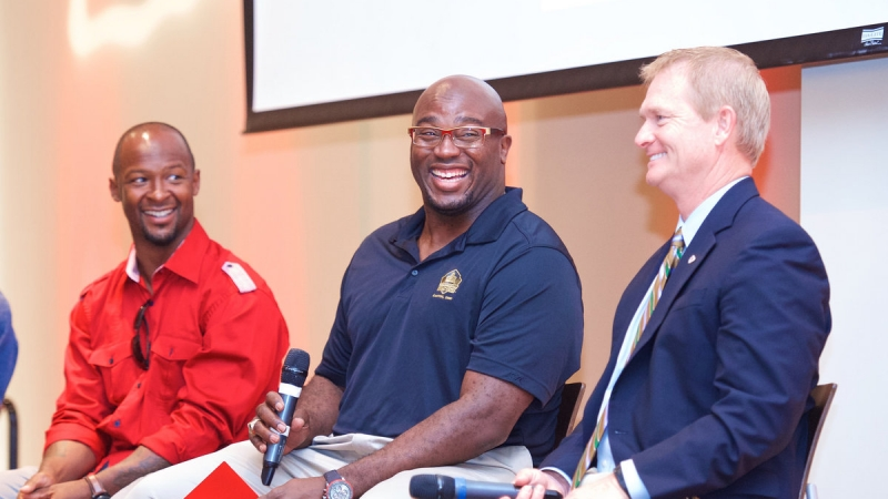 Chiefs Fantasy Camp 2015 9