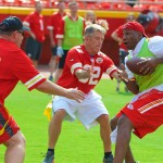 Chiefs Fantasy Camp 2015 6