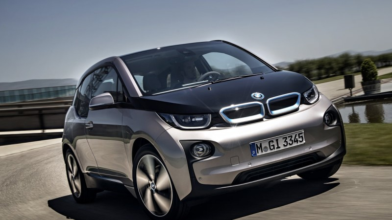 The Future of Cars is the i3 2