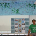 Hoops Program Encourages Students to Help Kids with Cancer 1