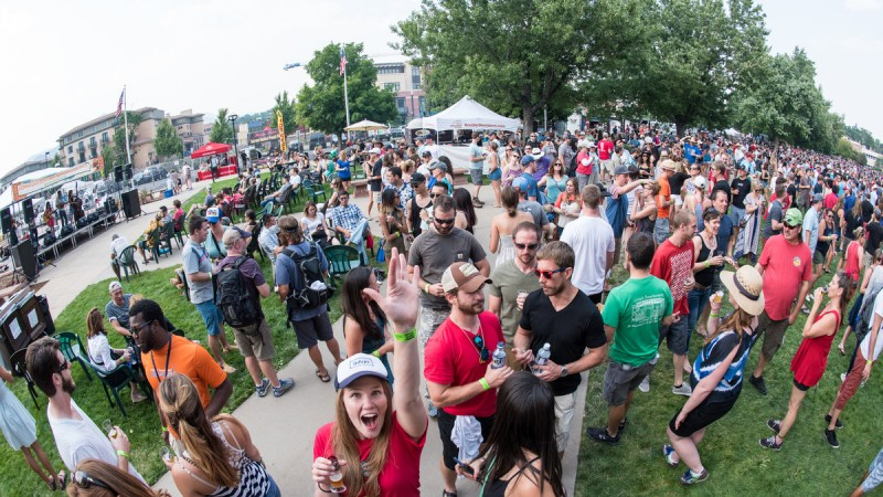 Boulder Craft Beer Festival 6