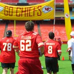 Chiefs Fantasy Camp 2015 8