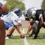 Head to Head with Football Rivals Chandler High School and Hamilton High School 1