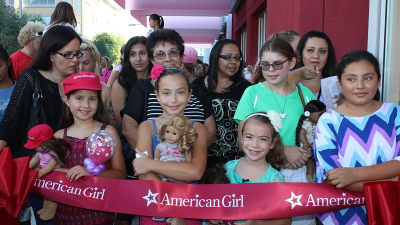 American Girl Scottsdale Quarter Store Grand Opening Party 5