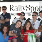 Rallysport Health Club Party