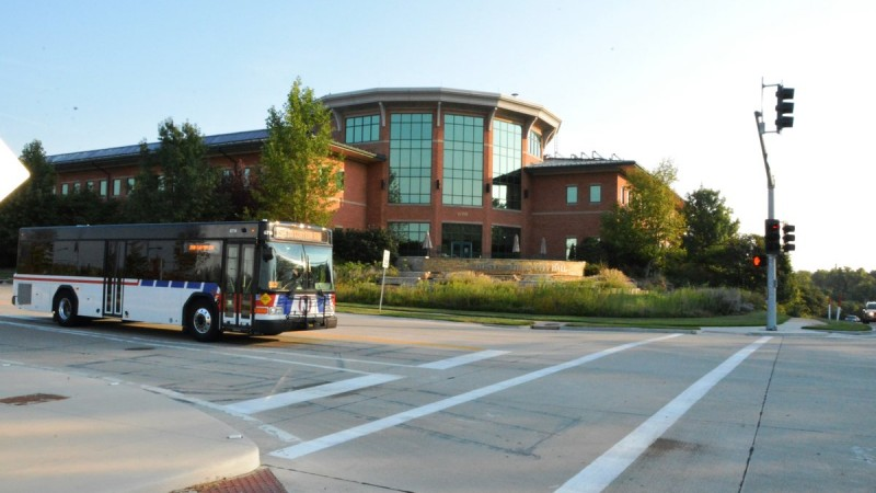 Public Transportation in Chesterfield 1