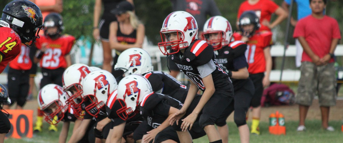 Chandler Youth Football Pop  Warner Celebrates 40 Years 2