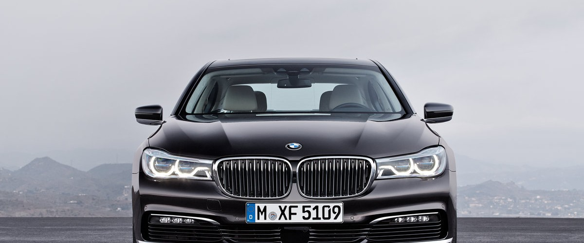MOTOR WERKS BMW IN BARRINGTON PRESENTS THE ALL-NEW 2016 BMW 7 SERIES 5