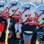 Chandler Youth Football Pop  Warner Celebrates 40 Years 1