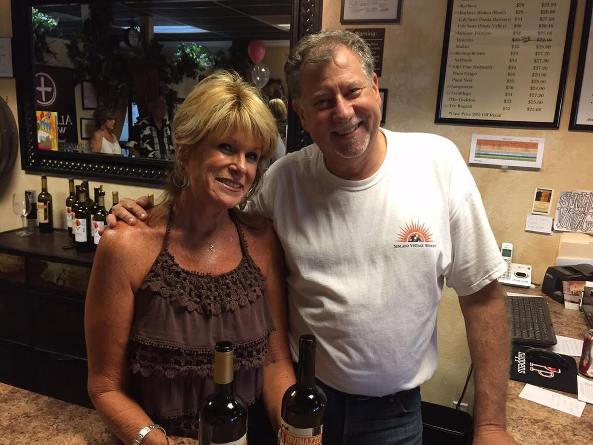 Happy 2nd Anniversary Sunland Vintage Winery 9