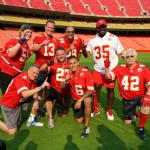 Chiefs Fantasy Camp 2015