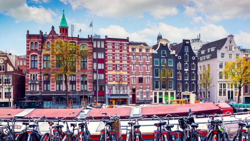 Amsterdam on Two Wheels