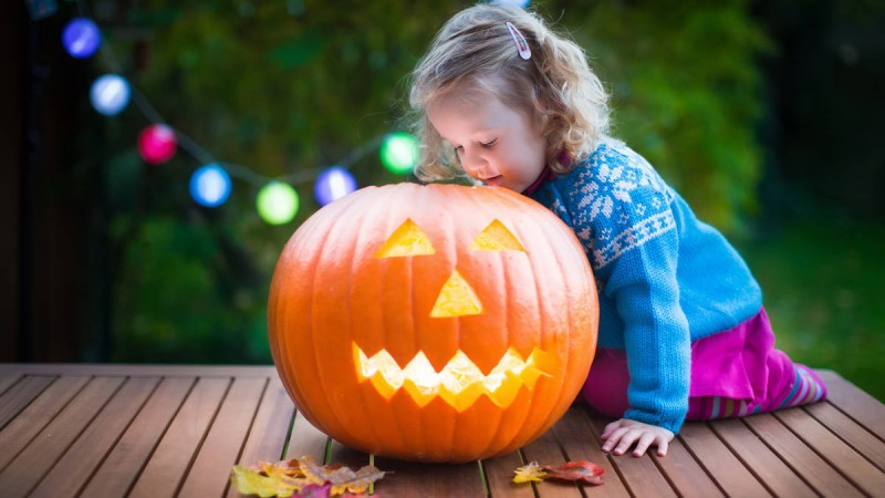 No Tricks to Treating the Kids to Fall Fun