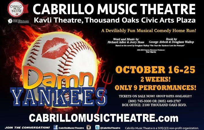 Batter Up! Damn Yankees Scores Big as Opening Act of the Season