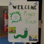 Mayor Bacon Visits The Goddard School