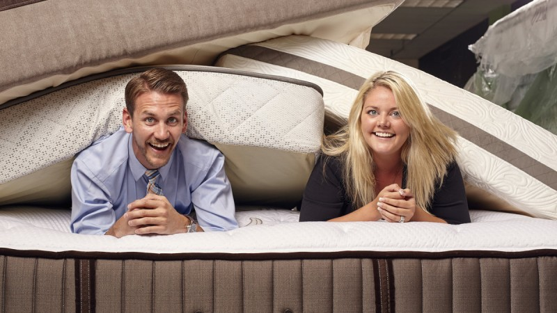 Burlington Mattress: 