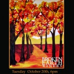 Broken Earth Painting Party 6