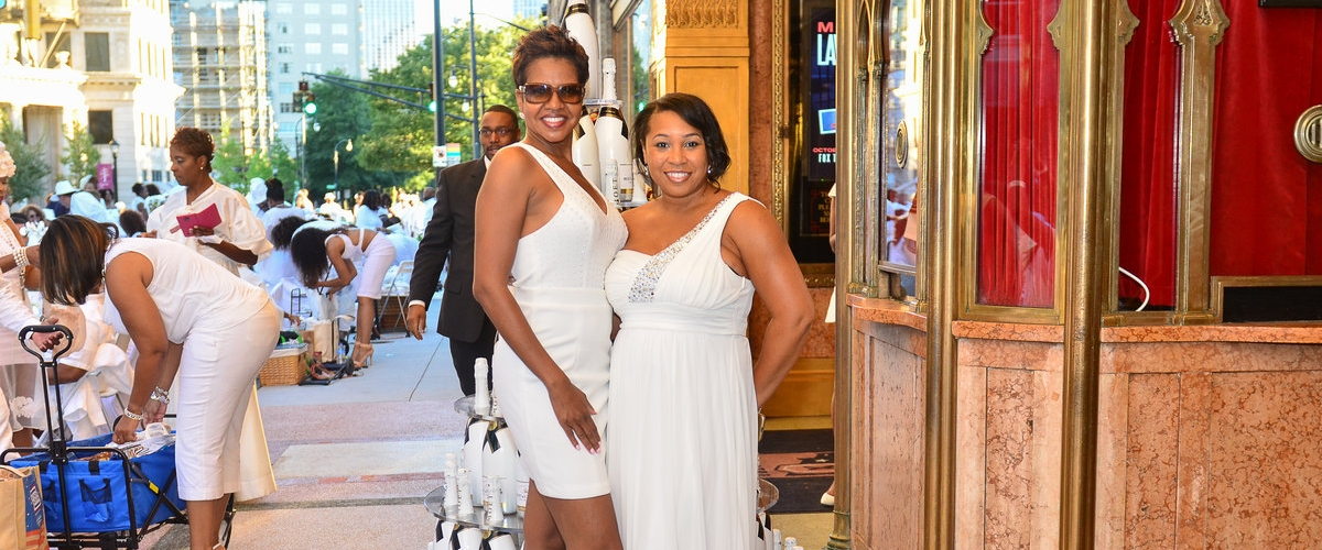 Second Annual Diner En Blanc 5