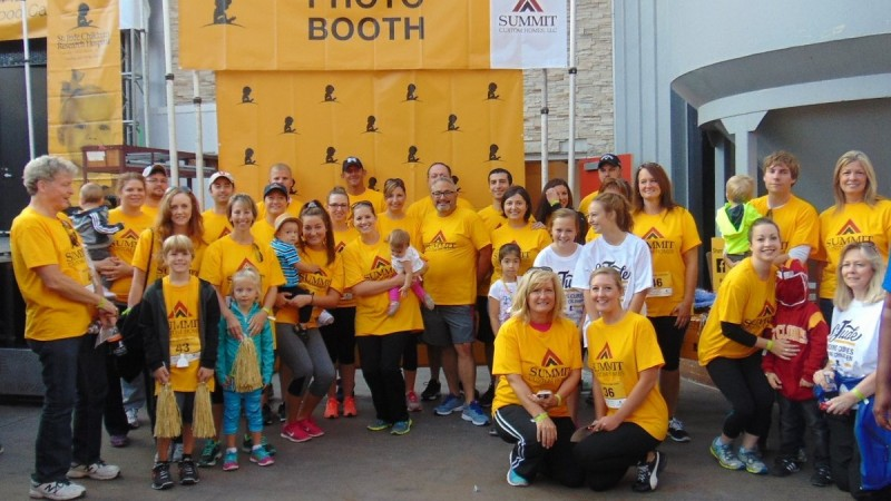 St. Jude Walk/Run to End Childhood Cancer 8