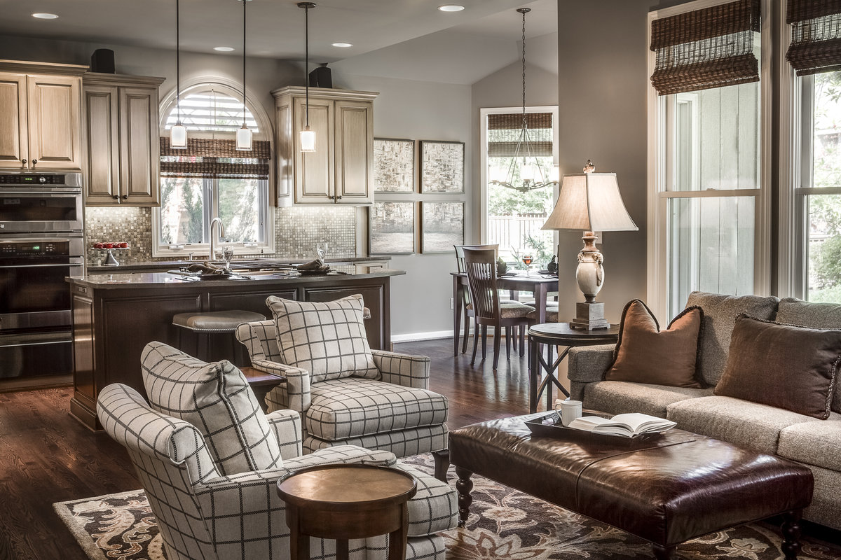 A touch of classic elegance leawood lifestyle magazine for A kitchen connection