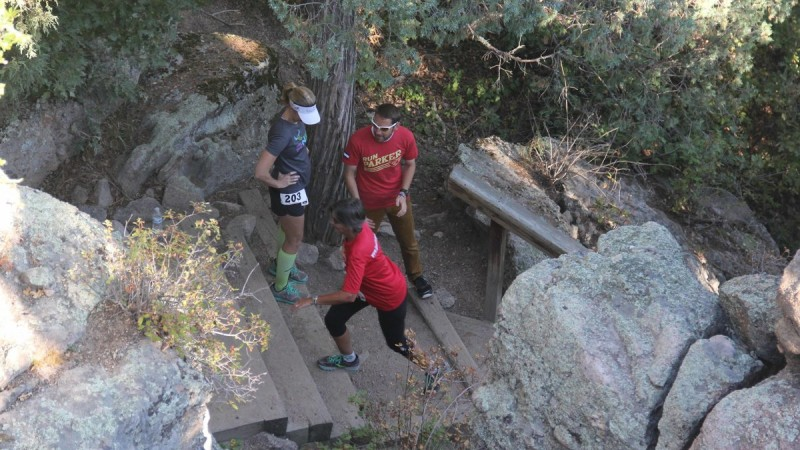 Friends Raise $2,500 for the Canyon 8