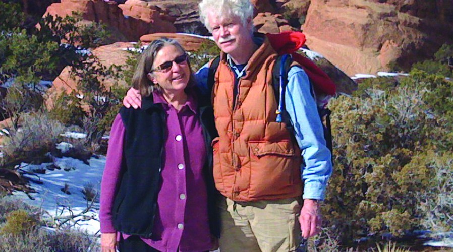 Bill and Nancy Flood
