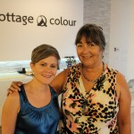 Silk Couture Fashions at Cottage Colour