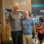 Bill Walton at Hazel's 1
