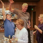 Bill Walton at Hazel's 3