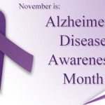 Alzheimer's Awareness Month 1