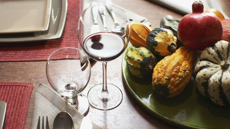 Taking the Drama Out of Thanksgiving Wine Pairings
